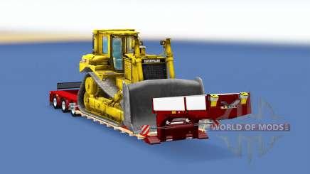 Doll Vario 3-axle v5.1 для Euro Truck Simulator 2