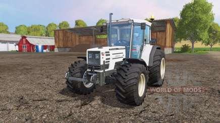 Hurlimann H488 Turbo Prestige white для Farming Simulator 2015