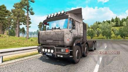 КамАЗ 65201 v1.2 для Euro Truck Simulator 2