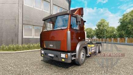 МАЗ 6422М для Euro Truck Simulator 2