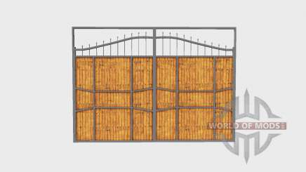 Ворота во двор для Farming Simulator 2017