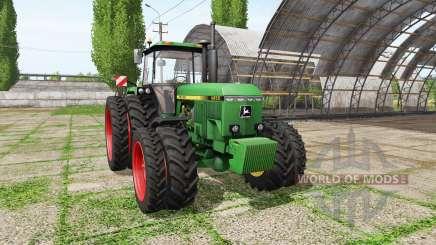 John Deere 4850 v2.1.1 для Farming Simulator 2017