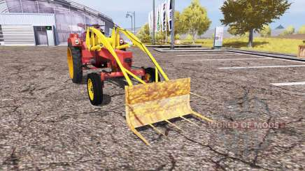 Fortschritt GT 124 для Farming Simulator 2013