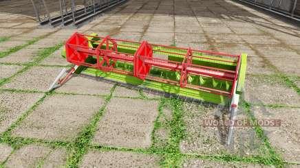 CLAAS C540 для Farming Simulator 2017