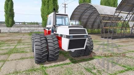 Case 2870 для Farming Simulator 2017