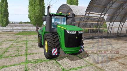 John Deere 9570R для Farming Simulator 2017