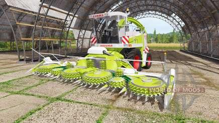 CLAAS Jaguar 880 для Farming Simulator 2017