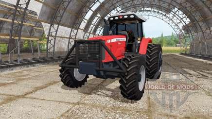 Massey Ferguson 7180 v1.1 для Farming Simulator 2017