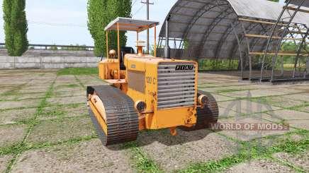 Fiat 120C для Farming Simulator 2017