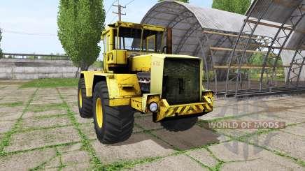 Кировец К 702 для Farming Simulator 2017