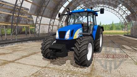 New Holland T5060 для Farming Simulator 2017
