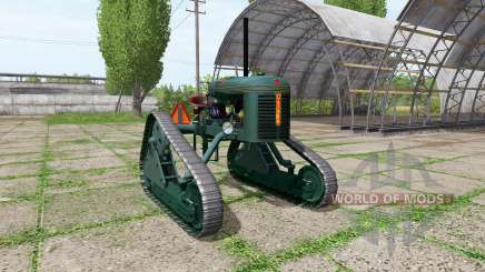 Oliver HG 31 1950 high crop для Farming Simulator 2017