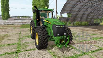 John Deere 7720 для Farming Simulator 2017