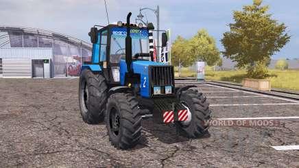 МТЗ 1221В Беларус v1.1 для Farming Simulator 2013