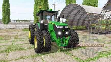 John Deere 7210R для Farming Simulator 2017