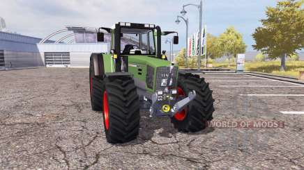 Fendt Favorit 824 v1.1 для Farming Simulator 2013