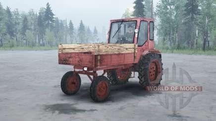 Т-16М для MudRunner