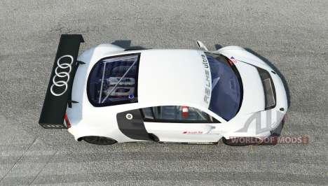 Audi R8 LMS GT2 для BeamNG Drive
