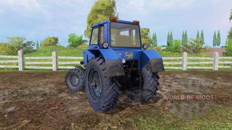МТЗ 82 Беларус для Farming Simulator 2015