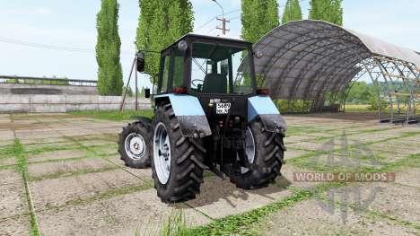 МТЗ 1221 Беларус v1.3 для Farming Simulator 2017