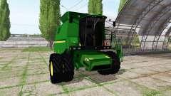 John Deere 1550 для Farming Simulator 2017