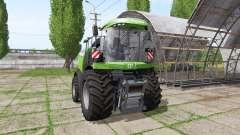 Krone BiG X 630 для Farming Simulator 2017