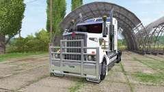 Kenworth T908 v1.1 для Farming Simulator 2017