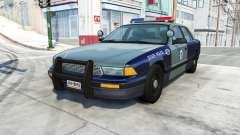 Gavril Grand Marshall massachusetts state police для BeamNG Drive