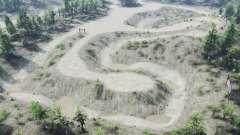Hollister Hills для Spin Tires