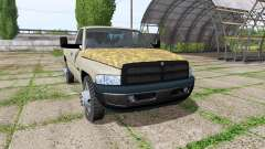 Dodge Ram 2500 1994 v1.1 для Farming Simulator 2017