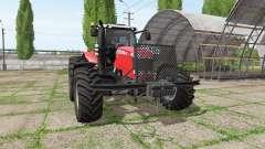 Massey Ferguson 7722 v2.0 для Farming Simulator 2017