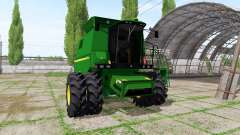 John Deere 1550 v1.1 для Farming Simulator 2017