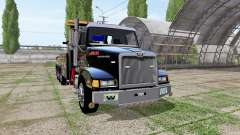 Western Star 4900 rotator heavy wrecker для Farming Simulator 2017