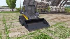 John Deere 333D для Farming Simulator 2017