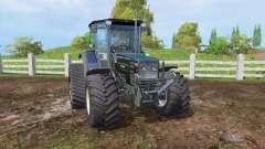 Hurlimann H488 Turbo RowTrac front loader для Farming Simulator 2015