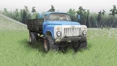 ГАЗ 53 4x4 v2.0