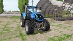 New Holland T7.290