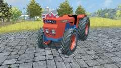 SAME Minitauro 60 для Farming Simulator 2013