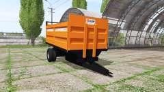 Budny CHMB-5000 для Farming Simulator 2017