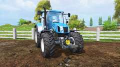 New Holland T6.175 для Farming Simulator 2015