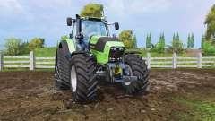 Deutz-Fahr Agrotron 7250 TTV RowTrac для Farming Simulator 2015