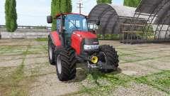 Case IH Farmall 105U Pro для Farming Simulator 2017