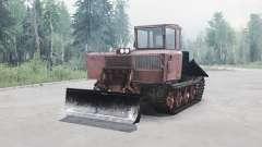 ТДТ 55 для MudRunner