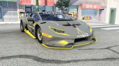 Lamborghini Huracan Super Trofeo EVO v1.1 для BeamNG Drive
