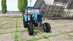МТЗ 82 Беларус самоделка для Farming Simulator 2017