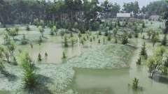 Через болото