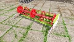 CLAAS C540 v1.2 для Farming Simulator 2017