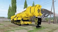Caterpillar crane для Farming Simulator 2017