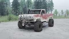 Jeep J10 1980 для MudRunner