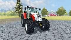 Steyr CVT 6195 v2.0 для Farming Simulator 2013